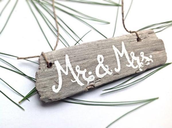 πινακιδα-γαμου-mr&mrs