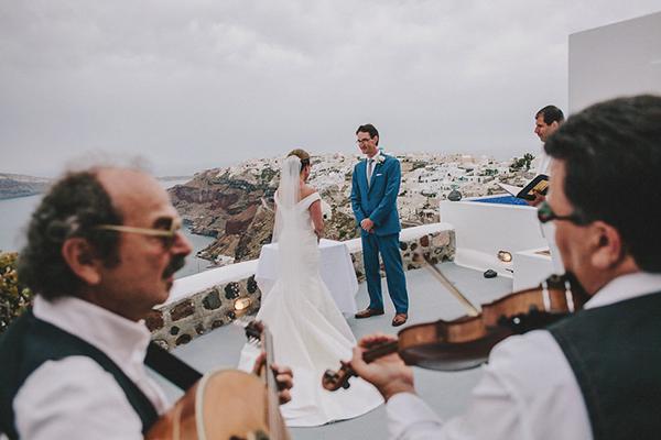 σαντορινη-μουσικη-γαμο