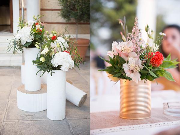 στολισμος-με-λουλουδια-σε-κονσερβες