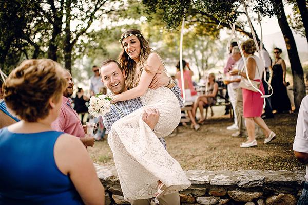 νυφικο φορεμα γαμος