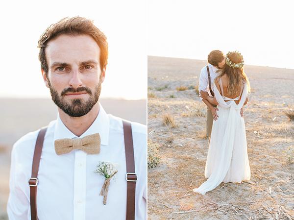 μποεμ-νυφικο-γαμος-παραλια