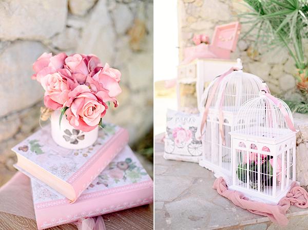 στολισμος-βαπτισης-κοριτσιου-ροζ-1