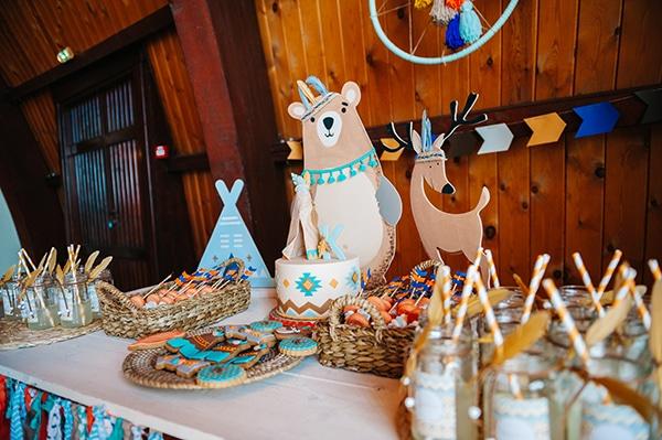 tribal-woodland-themed-beautiful-baptism-ideas_07