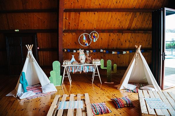 tribal-woodland-themed-beautiful-baptism-ideas_09