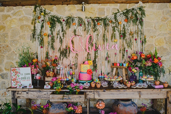 unique-girl-baptism-ideas-boho-theme-macrame-vivid-colors_19