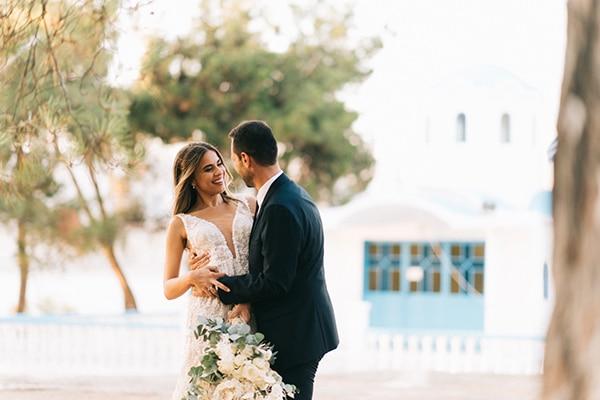 Καλοκαιρινός γάμος στην Καβάλα με chic λεπτομέρειες│ Αναστασία & Ανδρέας
